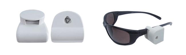 Оптични тагове за охрана на стоки